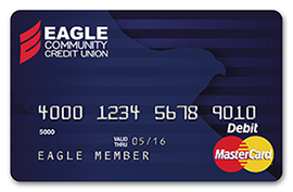 Eagle Community Credit Union MasterCard