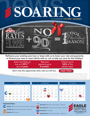 3rd Quarter Soaring Newsletter