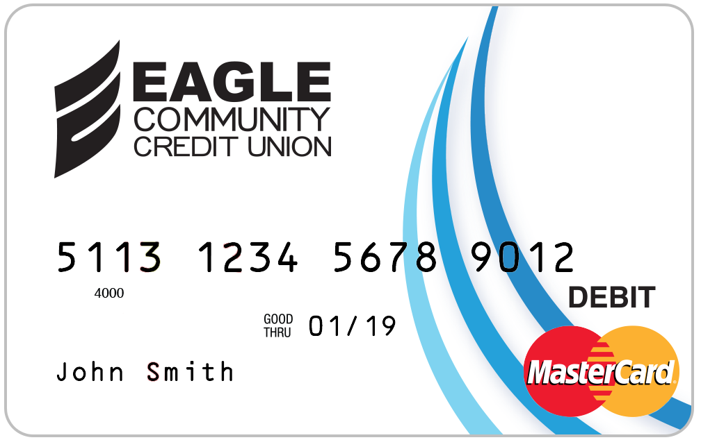 Eagle Community Credit Union Reloadable MasterCards